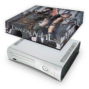 Xbox 360 Fat Capa Anti Poeira - Dragon Age 2