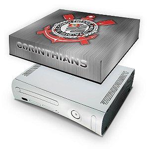 Xbox 360 Fat Capa Anti Poeira - Corinthians