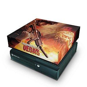 Xbox 360 Super Slim Capa Anti Poeira - Rainbow Six Vegas