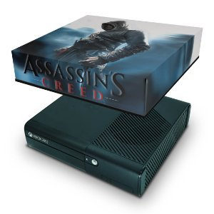 Xbox 360 Super Slim Capa Anti Poeira - Assassins Creed