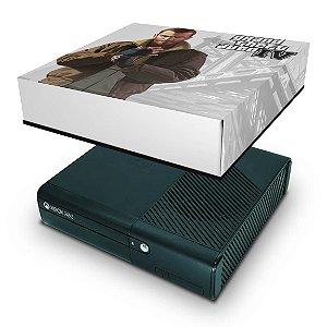 Xbox 360 Super Slim Capa Anti Poeira - Gta Iv
