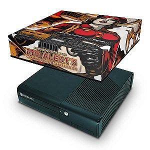 Xbox 360 Super Slim Capa Anti Poeira - Command And Conquer