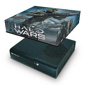 Xbox 360 Super Slim Capa Anti Poeira - Halo Wars
