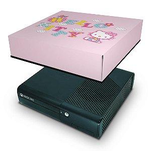 Xbox 360 Super Slim Capa Anti Poeira - Hello Kitty