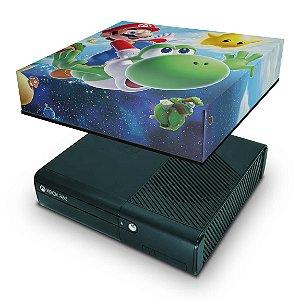 Xbox 360 Super Slim Capa Anti Poeira - Super Mario