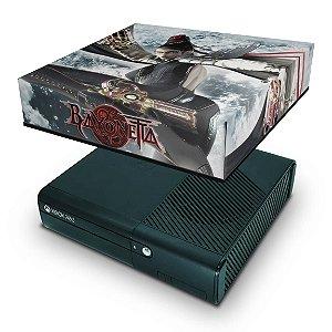 Xbox 360 Super Slim Capa Anti Poeira - Bayonetta