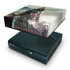 Xbox 360 Super Slim Capa Anti Poeira - Assassins Creed Revelations