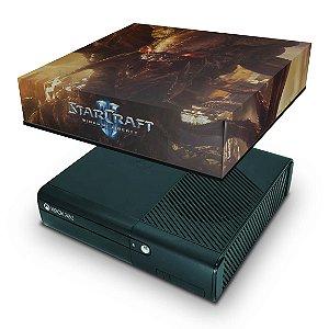 Xbox 360 Super Slim Capa Anti Poeira - Starcraft 2