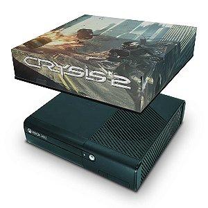 Xbox 360 Super Slim Capa Anti Poeira - Crysis 2