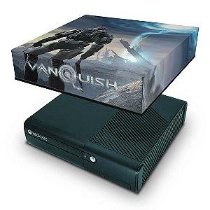 Xbox 360 Super Slim Capa Anti Poeira - Vanquish