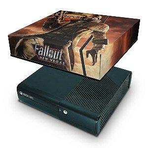 Xbox 360 Super Slim Capa Anti Poeira - Fallout New Vegas