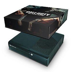 Xbox 360 Super Slim Capa Anti Poeira - Call Of Duty Black Ops