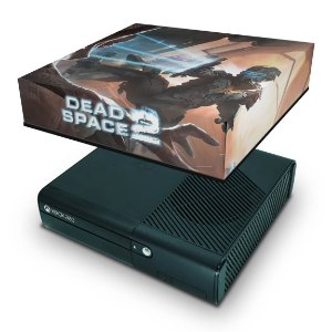 Xbox 360 Super Slim Capa Anti Poeira - Dead Space 2