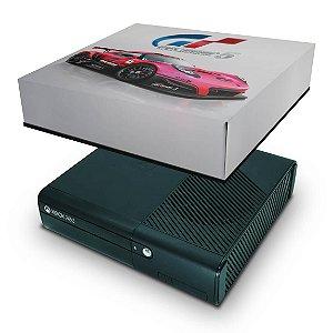 Xbox 360 Super Slim Capa Anti Poeira - Gran Turismo