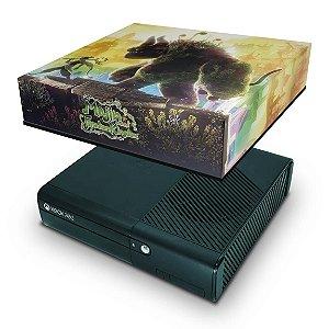 Xbox 360 Super Slim Capa Anti Poeira - Majin Forsaken