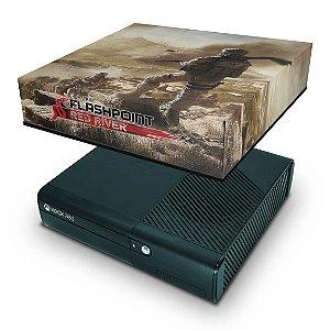 Xbox 360 Super Slim Capa Anti Poeira - Operation Flashpoint