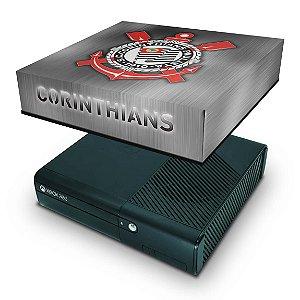 Xbox 360 Super Slim Capa Anti Poeira - Corinthians