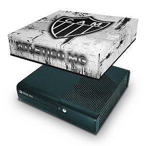 Xbox 360 Super Slim Capa Anti Poeira - Atletico Mineiro