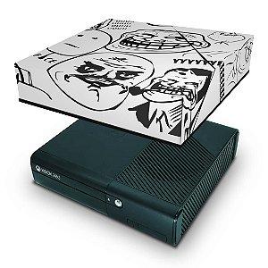 Xbox 360 Super Slim Capa Anti Poeira - Memes