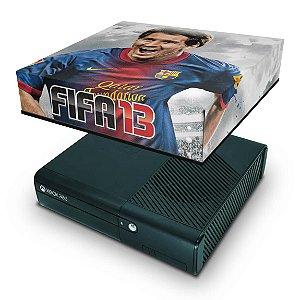 Xbox 360 Super Slim Capa Anti Poeira - Fifa 13