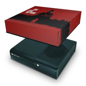 Xbox 360 Super Slim Capa Anti Poeira - The Evil Within