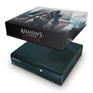 Xbox 360 Super Slim Capa Anti Poeira - Assassins Creed Rogue