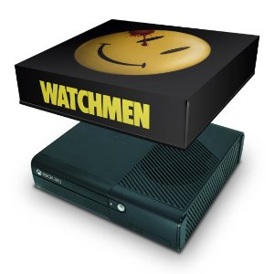 Xbox 360 Super Slim Capa Anti Poeira - Watchmen