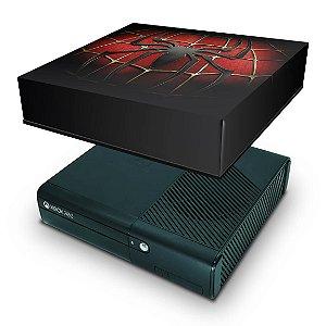 Xbox 360 Super Slim Capa Anti Poeira - Homem-aranha #b