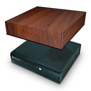 Xbox 360 Super Slim Capa Anti Poeira - Madeira #1