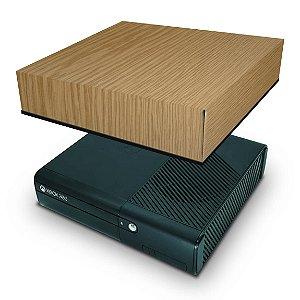 Xbox 360 Super Slim Capa Anti Poeira - Madeira #2