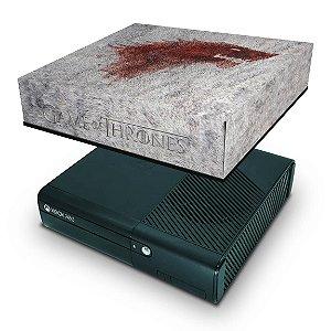 Xbox 360 Super Slim Capa Anti Poeira - Game Of Thrones #a