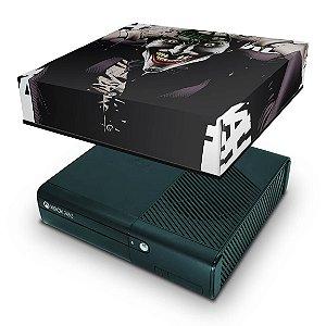 Xbox 360 Super Slim Capa Anti Poeira - Joker Coringa