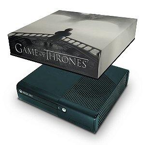 Xbox 360 Super Slim Capa Anti Poeira - Game Of Thrones #b