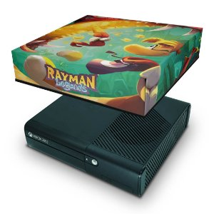 Xbox 360 Super Slim Capa Anti Poeira - Rayman Legends