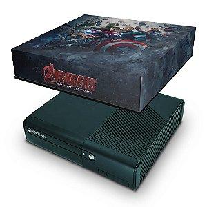 Xbox 360 Super Slim Capa Anti Poeira - Vingadores Ultron