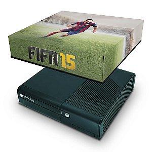 Xbox 360 Super Slim Capa Anti Poeira - Fifa 15