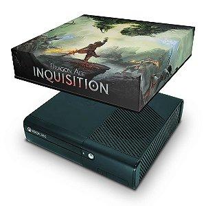 Xbox 360 Super Slim Capa Anti Poeira - Dragon Age Inquisition