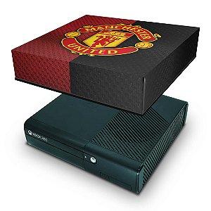 Xbox 360 Super Slim Capa Anti Poeira - Manchester United