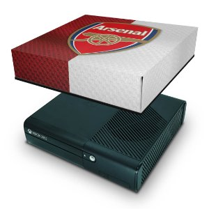 Xbox 360 Super Slim Capa Anti Poeira - Arsenal Football Club