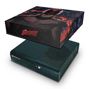 Xbox 360 Super Slim Capa Anti Poeira - Daredevil Demolidor