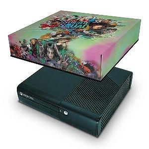 Xbox 360 Super Slim Capa Anti Poeira - Esquadrão Suicida #b