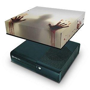 Xbox 360 Super Slim Capa Anti Poeira - Fear The Walking Dead