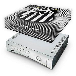 Xbox 360 Fat Capa Anti Poeira - Santos