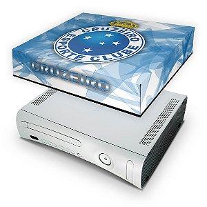 Xbox 360 Fat Capa Anti Poeira - Cruzeiro