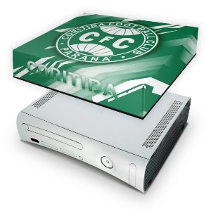 Xbox 360 Fat Capa Anti Poeira - Coritiba