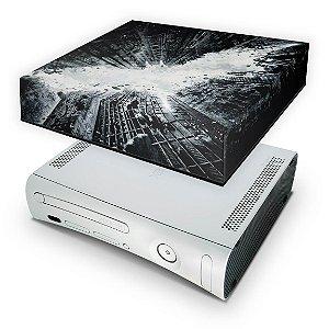 Xbox 360 Fat Capa Anti Poeira - Batman Dark Knight