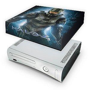 Xbox 360 Fat Capa Anti Poeira - Halo 4