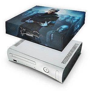 Xbox 360 Fat Capa Anti Poeira - Devil May Cry 5
