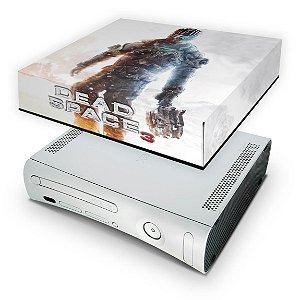 Xbox 360 Fat Capa Anti Poeira - Dead Space 3