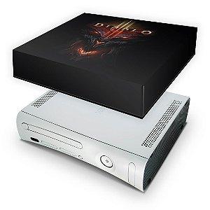 Xbox 360 Fat Capa Anti Poeira - Diablo 3
